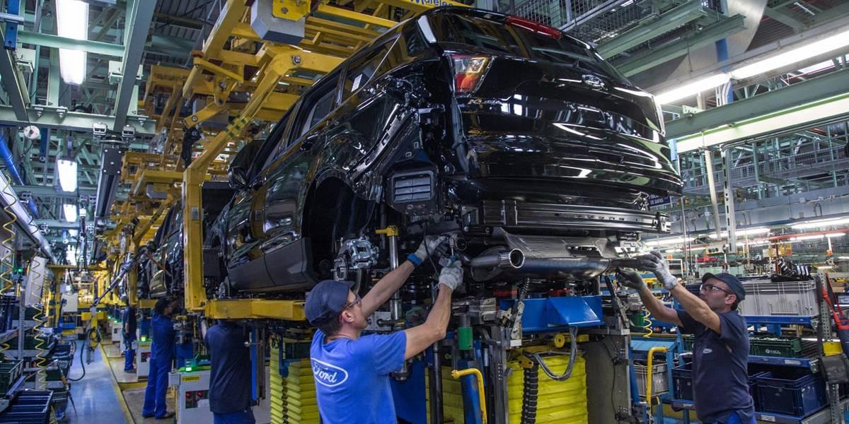 Ford invierte 750 millones de euros en Almussafes para la fabricación del Kuga