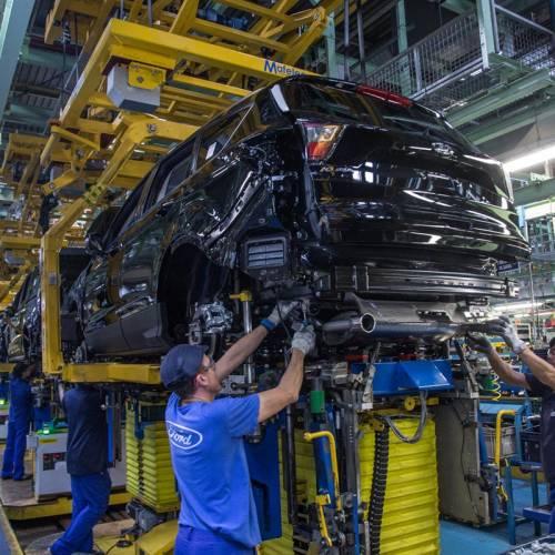 Ford invierte 750 millones de euros en Almusafes para la fabricación del Kuga