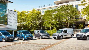 Gama Renault Vehículos Comerciales Ligeros