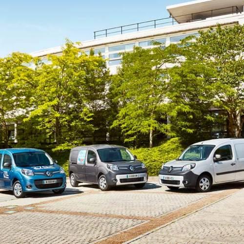 Vehículos comerciales Renault: de líder europeo a mundial.