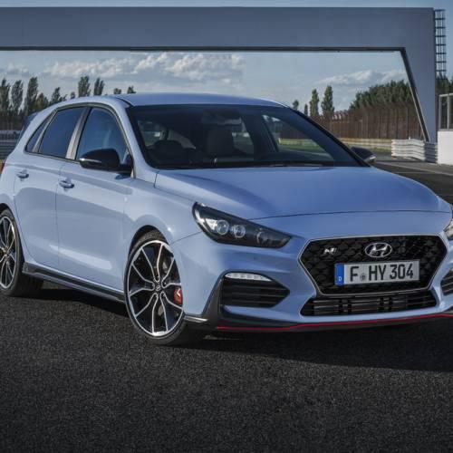 Hyundai i30 N, el más deportivo de la marca, desde 27.400 €