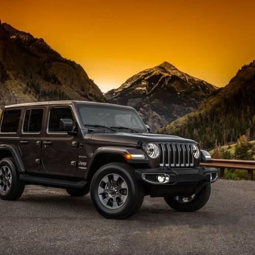 Jeep Wrangler 2018: primeras imágenes del todoterreno americano