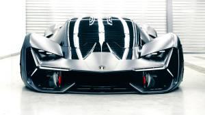 Lamborghini Terzo Millennio concept: la propulsión eléctrica llega a Lamborghini (fotos)