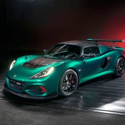 Lotus Exige Cup 430: el Exige más potente de la historia
