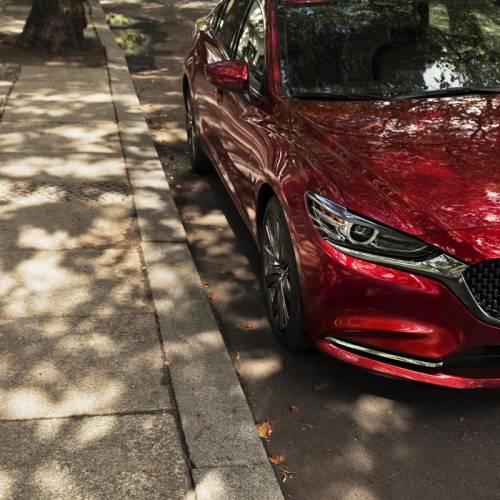 Mazda6 2018: primeras imágenes de la berlina japonesa