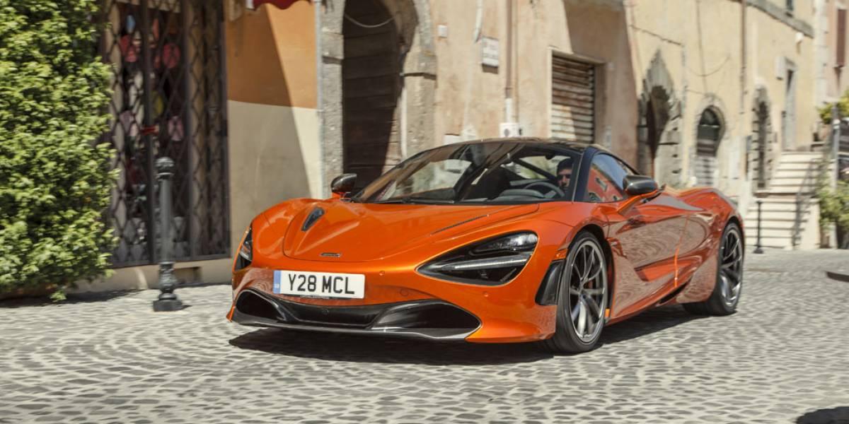 McLaren vuelve a tener concesionario en España