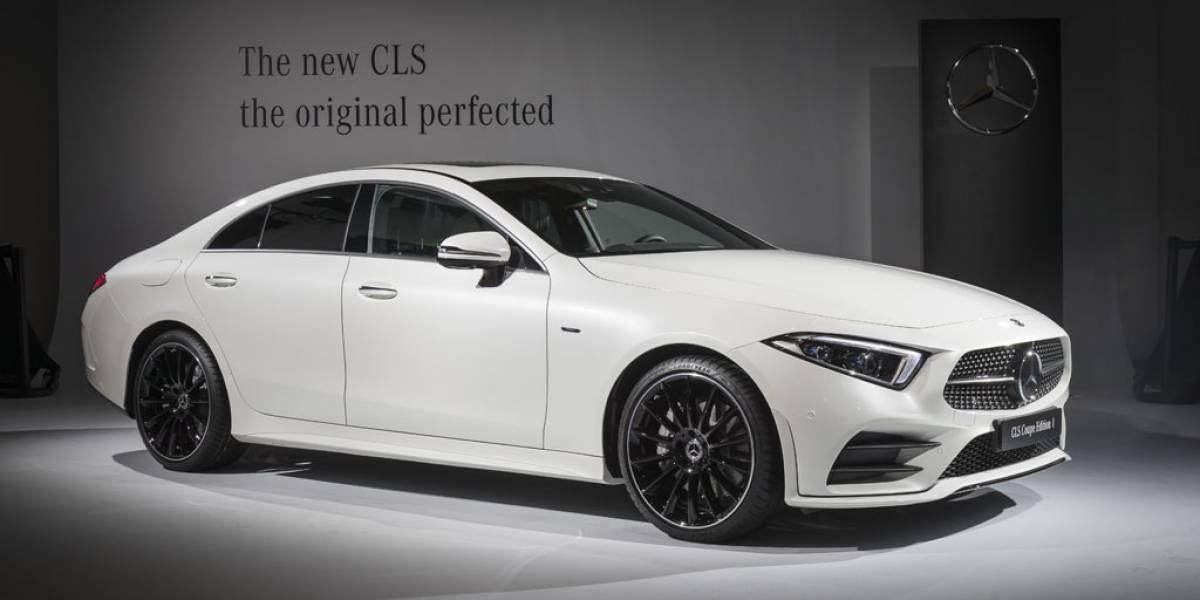 Nuevo Mercedes-Benz CLS 2018, sofisticación sin restar ...