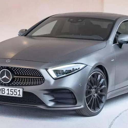 Así será el nuevo Mercedes-Benz CLS 2018