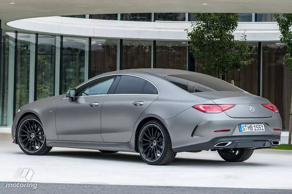 As Ser El Nuevo Mercedes Benz Cls 2018 Cosas De Coches