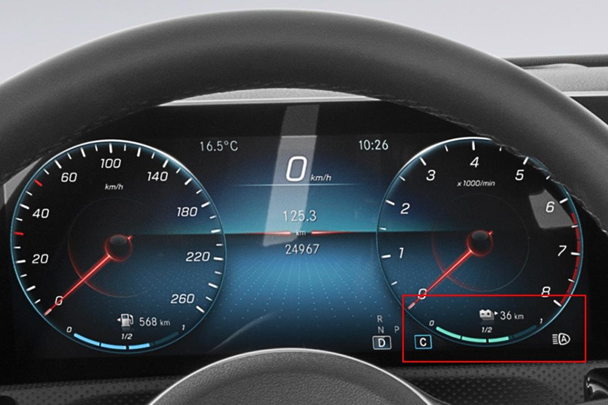 Mercedes benz clase a 2018 el clase e a escala muestra su for Mercedes benz clase a 2018