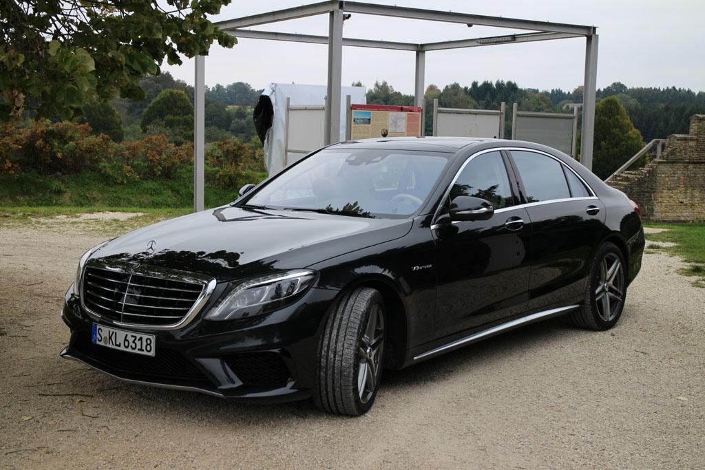 Mercedes Benz Clase S de Beyoncé