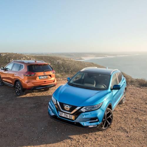 Nissan ya lleva 330.000 crossover vendidos en nuestro país