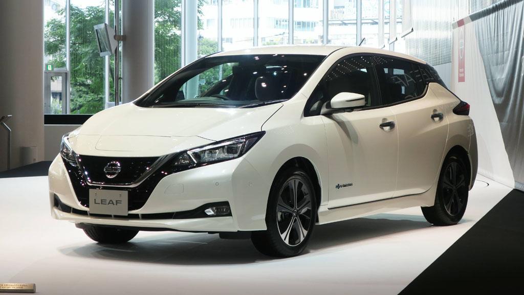 Nissan Leaf de Andrés Iniesta