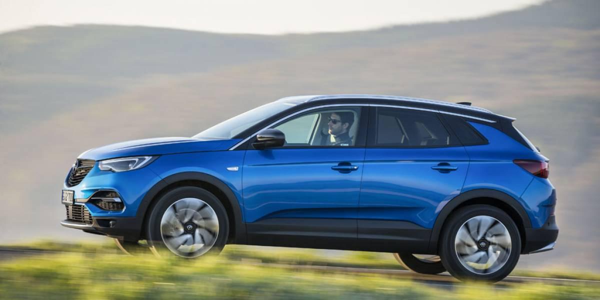El Opel Grandland X amplía su oferta de motores