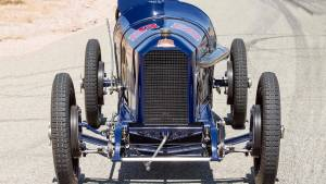Peugeot L45 Grand Prix Two Seater de 1914 (fotos)