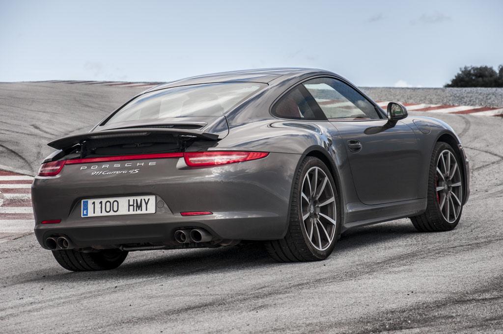Porsche 911 de Riahanna