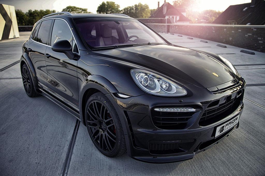 Porsche Cayenne d eMiley Cyrus