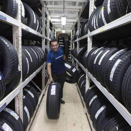 La etiqueta europea de los neumáticos, esa gran desconocida