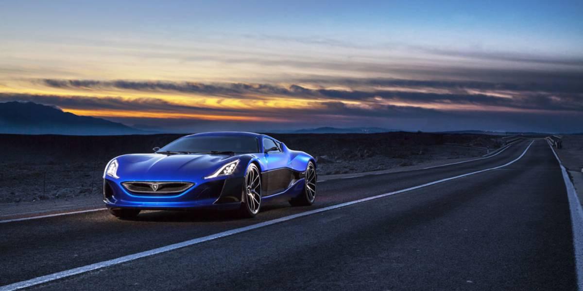 Rimac Concept Two, al Tesla Roadster le siguen saliendo rivales