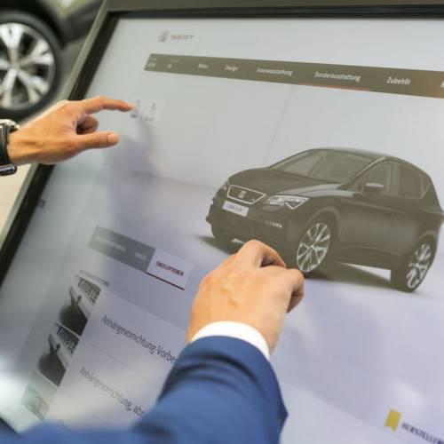 SEAT reduce el tiempo de entrega de sus vehículos con el método Fast Lane