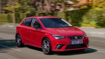 SEAT Ibiza finalista coche año europa 2018