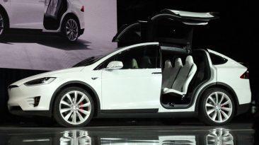 Tesla Model X de Marc Gasol