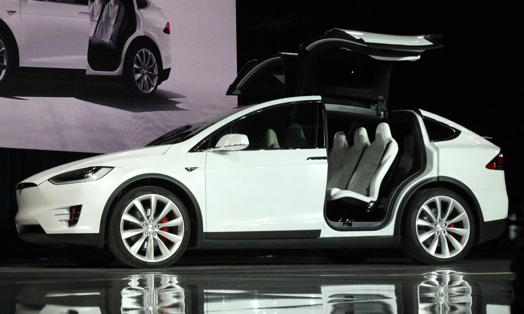 Tesla Model X de Marc Gasol