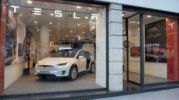 Tesla Madrid