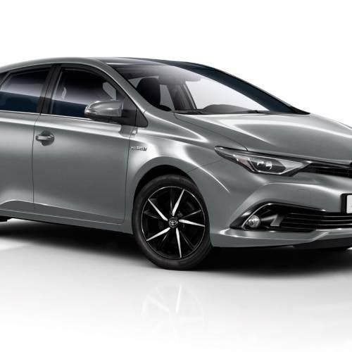 Toyota Auris 2018: nuevo acabado y algunos cambios estéticos