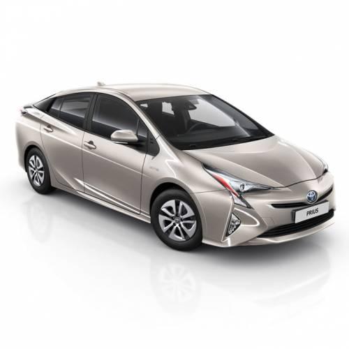 El Toyota Prius 2018, ahora más seguro