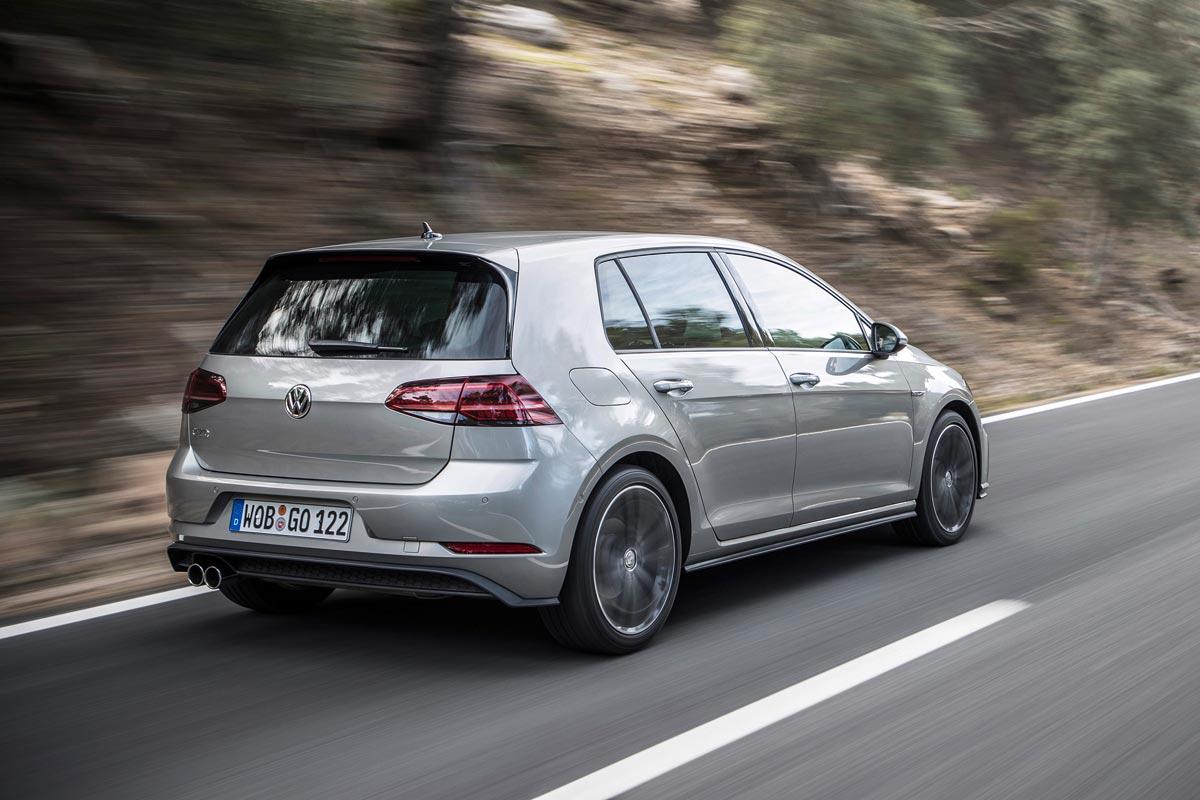 Volkswagen Golf precio mantenimiento coches mas vendidos Espana
