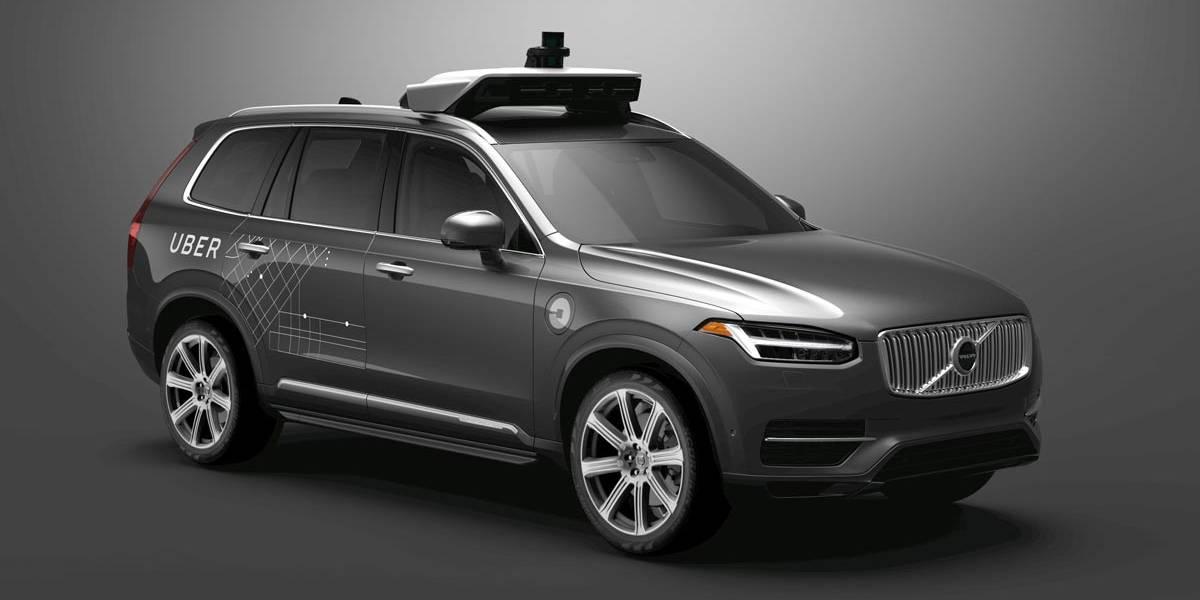 Volvo y Uber: acuerdo para el suministro de miles de vehículos autónomos