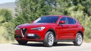Alfa Romeo Stelvio 2.2 Diesel 210 CV, a prueba