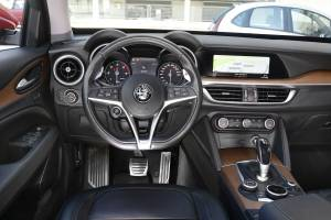 Alfa Romeo Stelvio 2.2 Diesel 210 CV