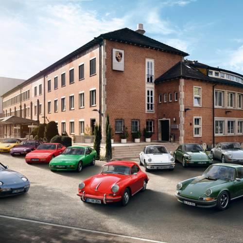 Esta aplicación evitará que te roben tu Porsche clásico
