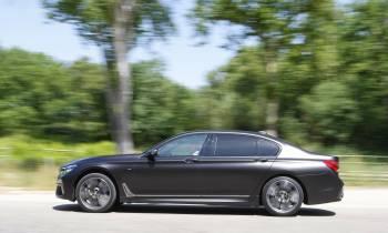BMW M760Li xDrive, a  prueba: limusina de circuito