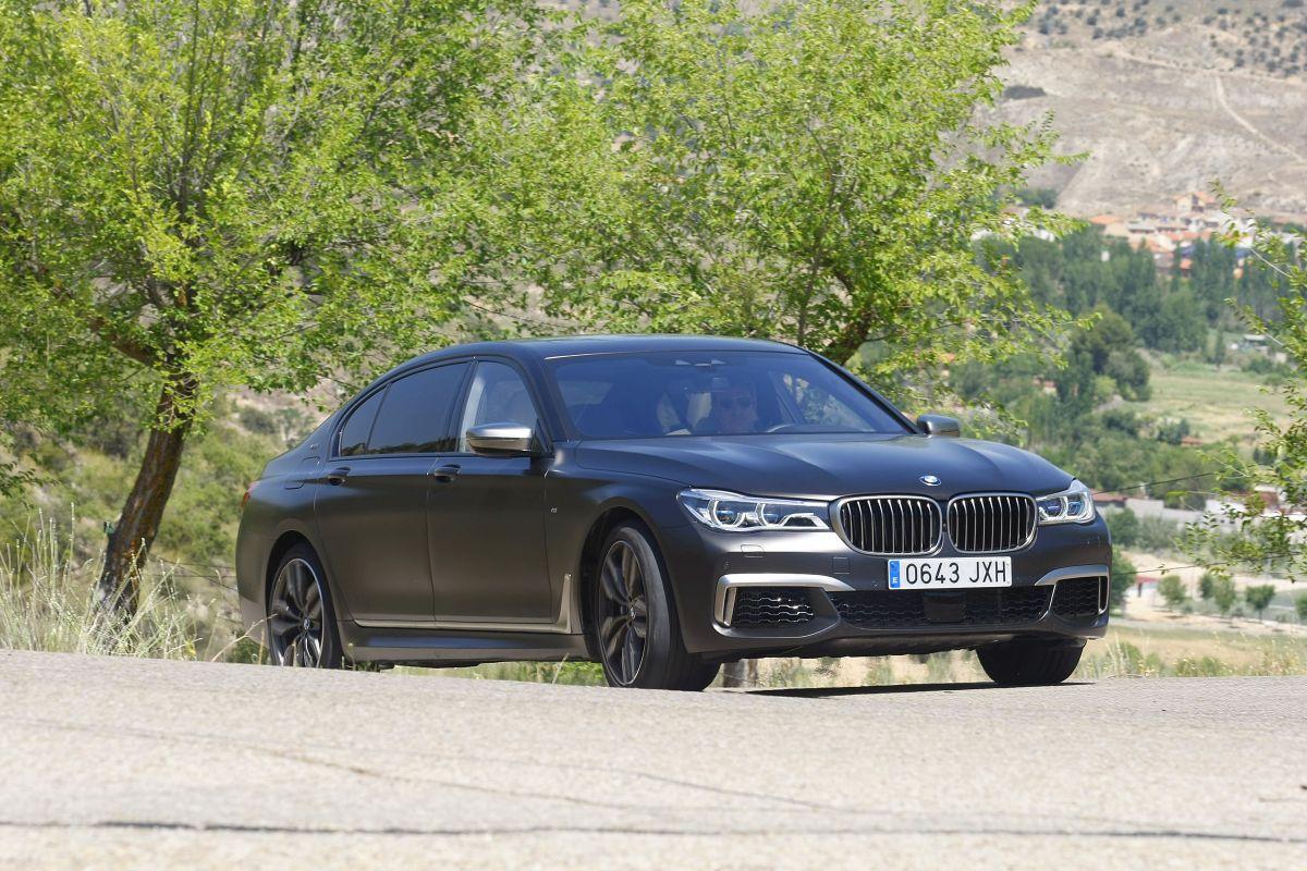 BMW M760Li xDrive, a prueba (fotos)