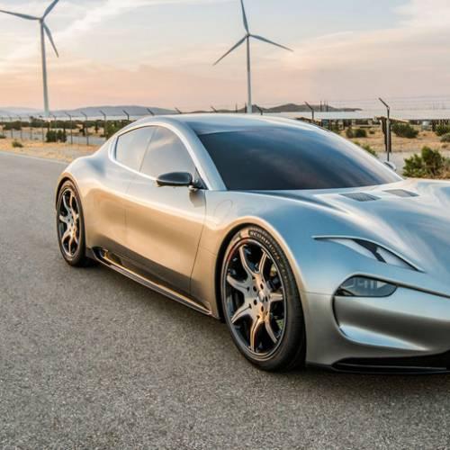Fisker anuncia 800 km de autonomía eléctrica en 1 minuto