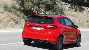 Ford Fiesta 1.0 Ecoboost 140 CV, a prueba (fotos)