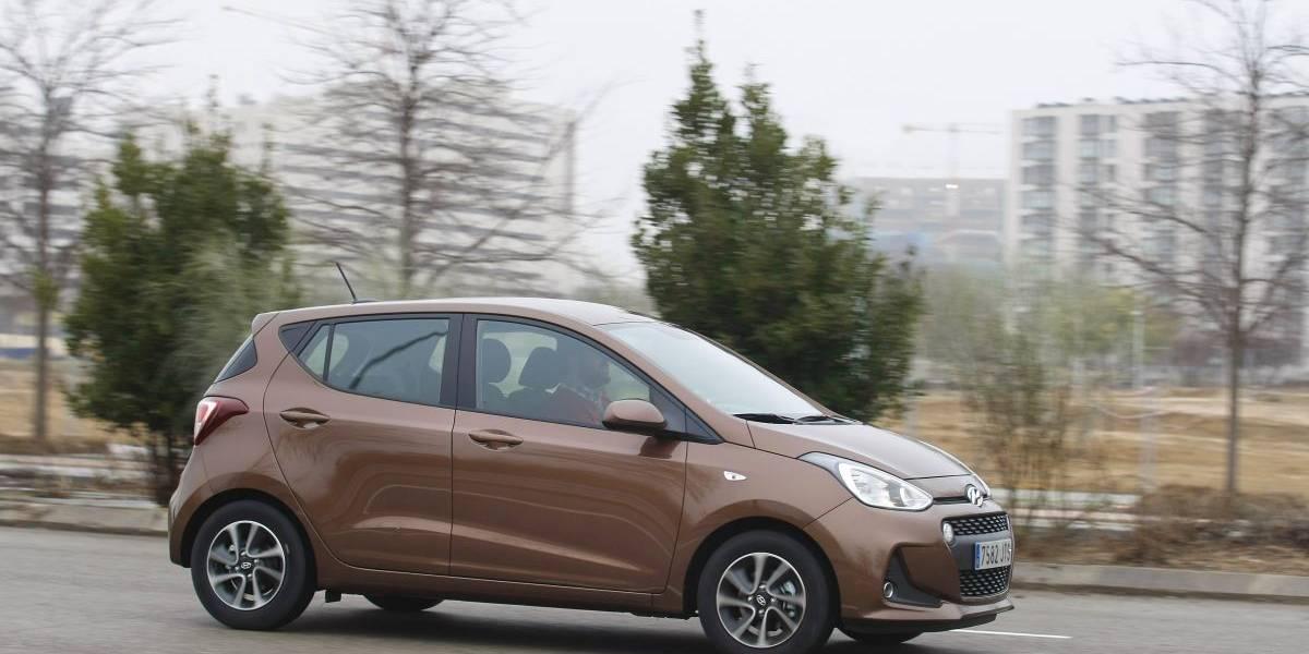 Hyundai i10 1.2 MPI 87 CV, a prueba: el rey de la ciudad