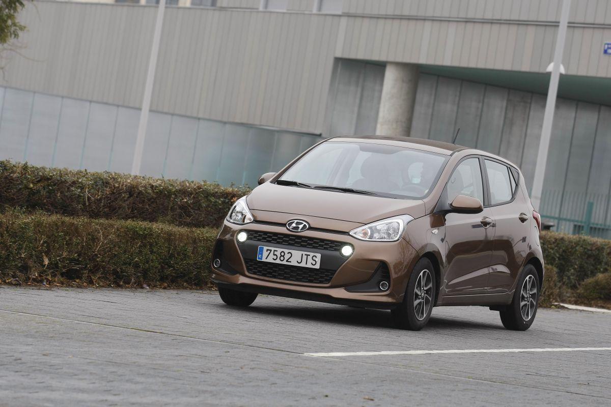 Hyundai i10 1.2 MPI 87 CV, a prueba (fotos)