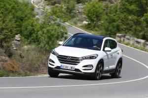 Hyundai Tucson 2.0 CRDI 136 CV