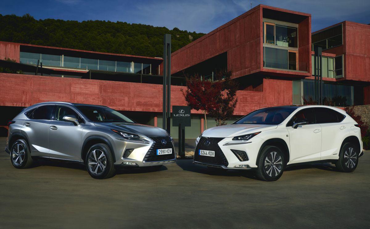 Lexus NX 300h 2017, prueba y precios (fotos)