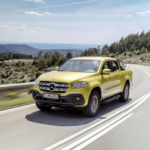 Mercedes-Benz Clase X, primera prueba y precios