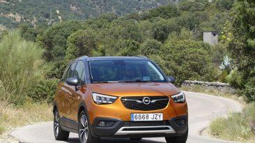 Opel Crossland X 1.6 CDTi 120 CV. Frontal