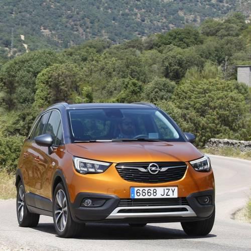 Opel Crossland X 1.6 CDTi 120 CV, a prueba: polifacético