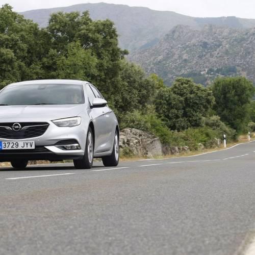 Opel Insignia Grand Sport 1.6 CDTi 136 CV, a prueba