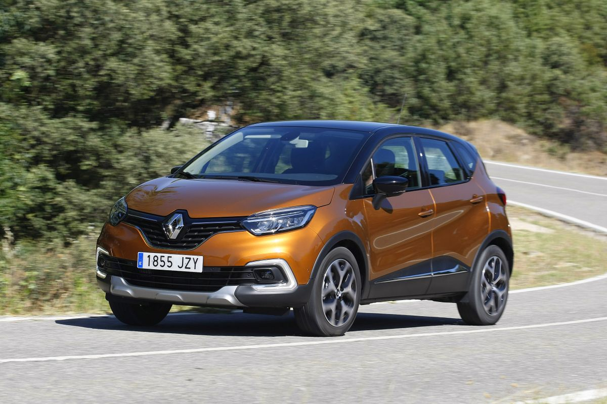 renault captur tce 120 cv a prueba la f rmula del xito cosas de coches. Black Bedroom Furniture Sets. Home Design Ideas