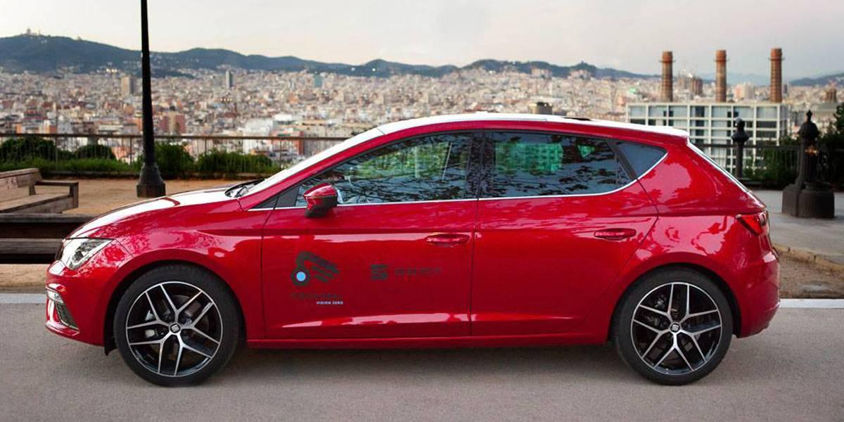 SEAT León Cristóbal, el coche que evita las infracciones