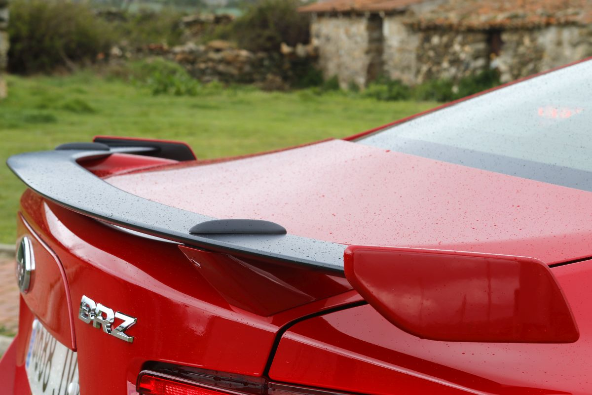 Subaru BRZ 2.0i, a prueba (fotos)